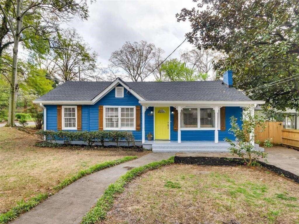 1946 Baker Rd, Atlanta, GA 30318 - MLS#: 8900027