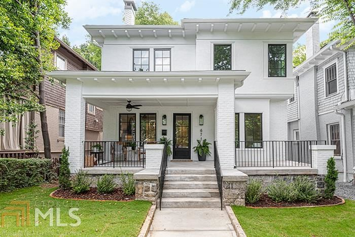 671 Linwood Ave, Atlanta, GA 30306 - MLS#: 8866037