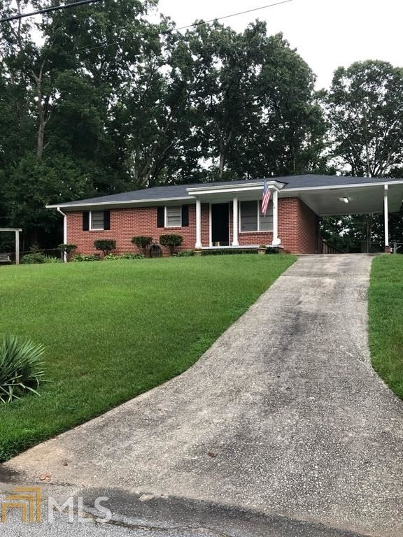 590 Mountain Trl, Mableton, GA 30126 - #: 8635038