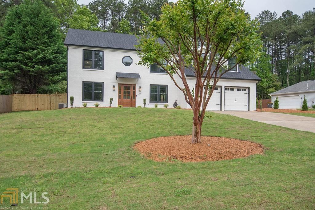 208 Sandown Dr, Peachtree City, GA 30269 - #: 8977043
