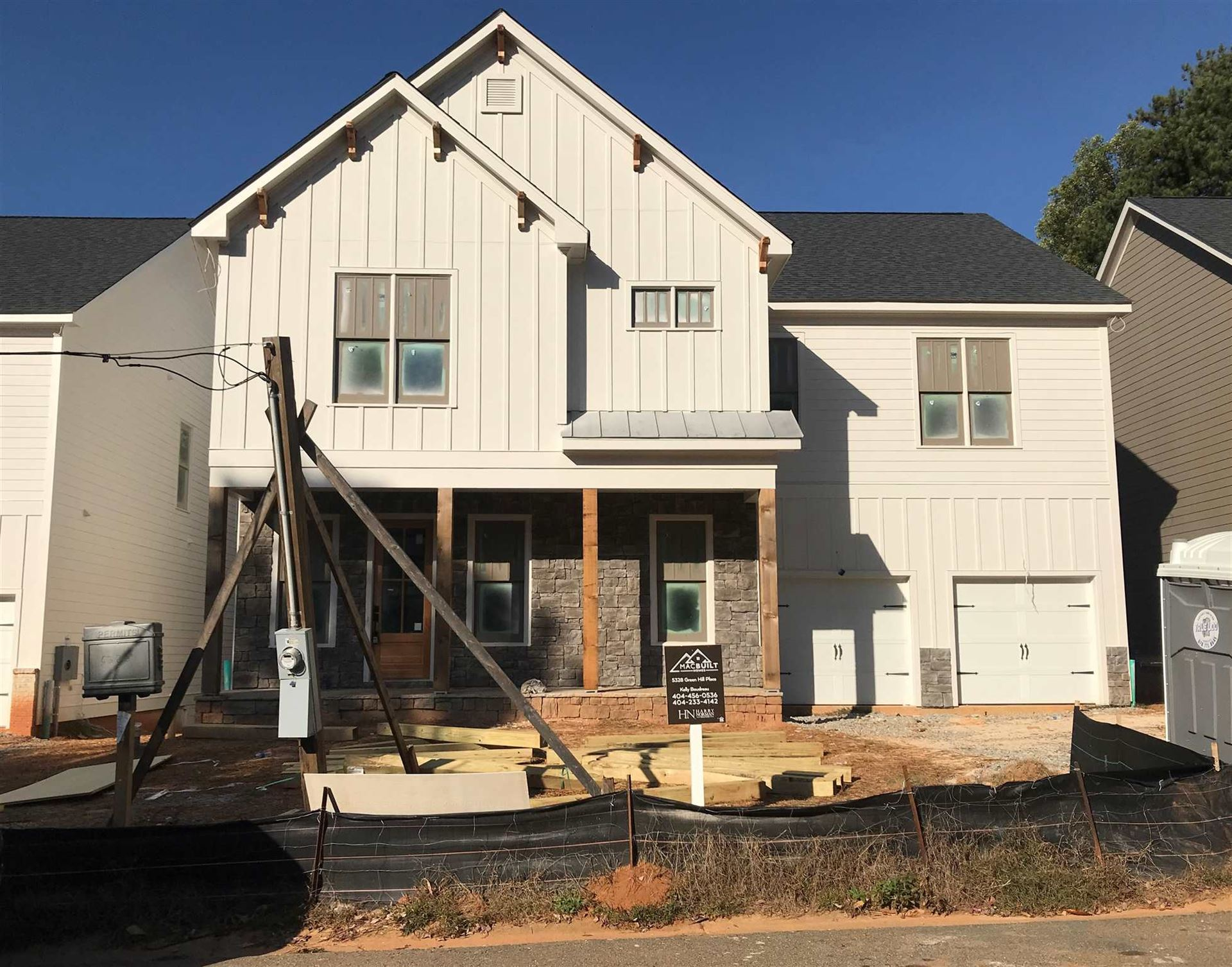5328 Green Hill Pl, Atlanta, GA 30342 - MLS#: 8818044
