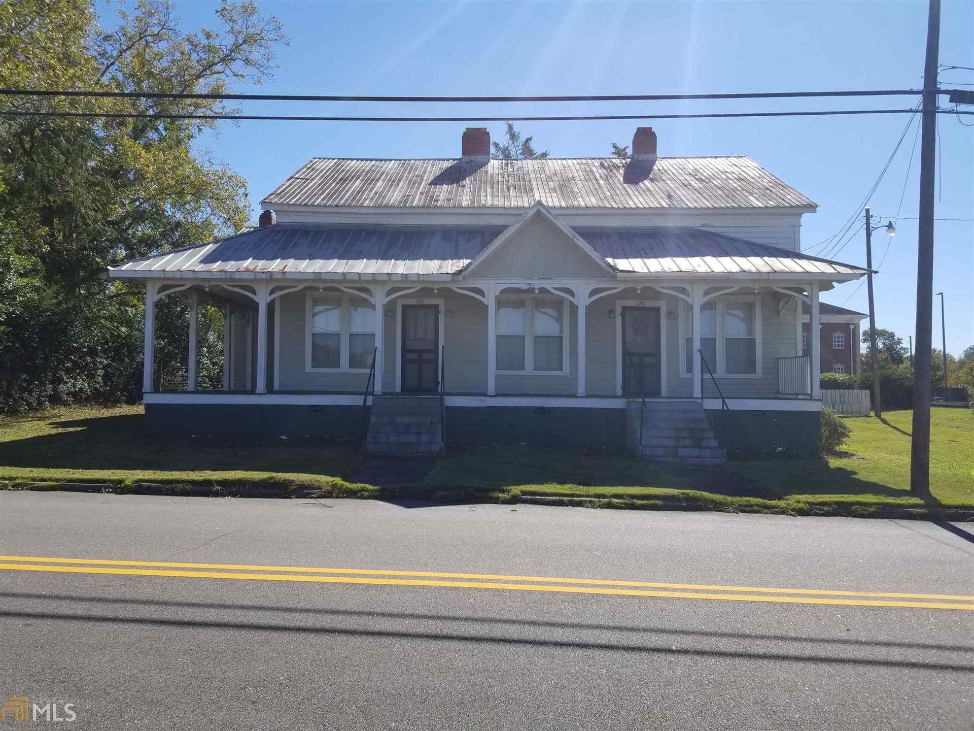 110\/116 Bulloch St, Statesboro, GA 30458 - #: 8886046