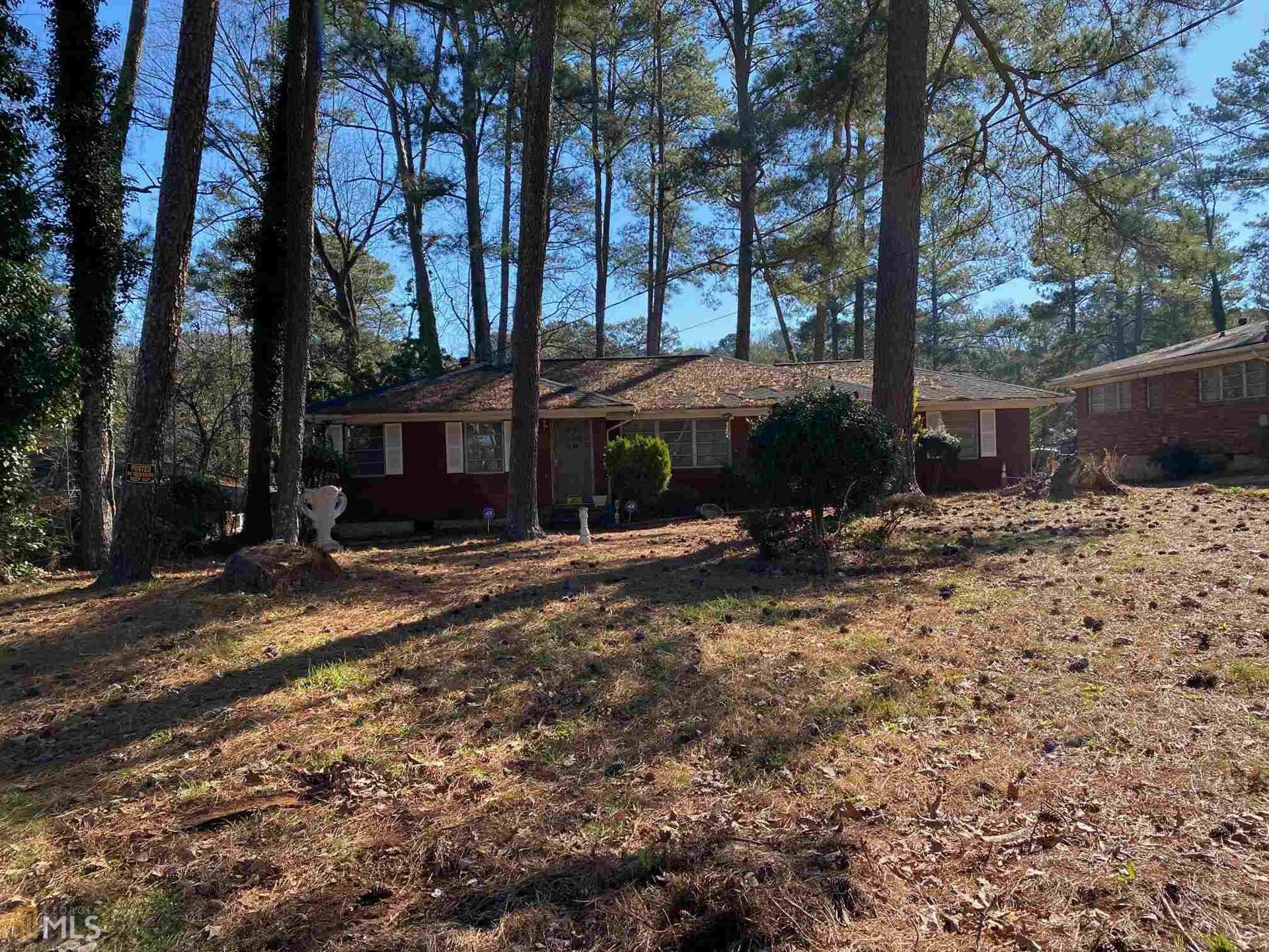 1822 Sw Shepherd Cir, Atlanta, GA 30311 - MLS#: 8933050