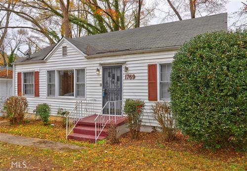 Photo of 1769 Beecher St, Atlanta, GA 30310 (MLS # 8903054)