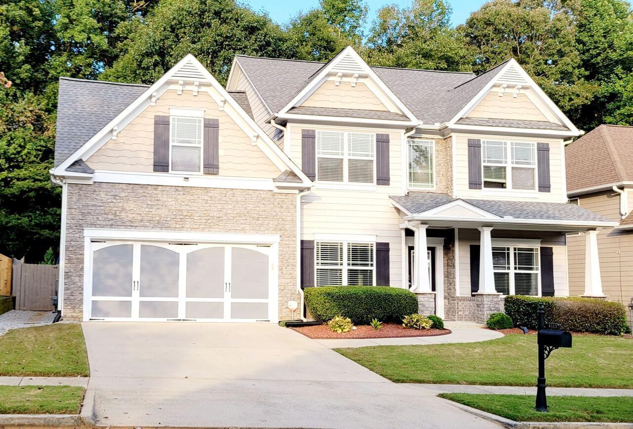 4113 Creekrun Circle, Buford, GA 30519 - #: 9052063