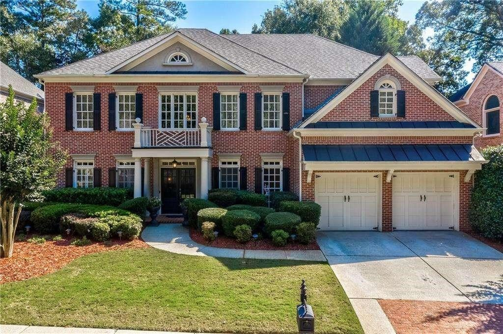 3217 Collier Gate Ct, Smyrna, GA 30080 - #: 8874067