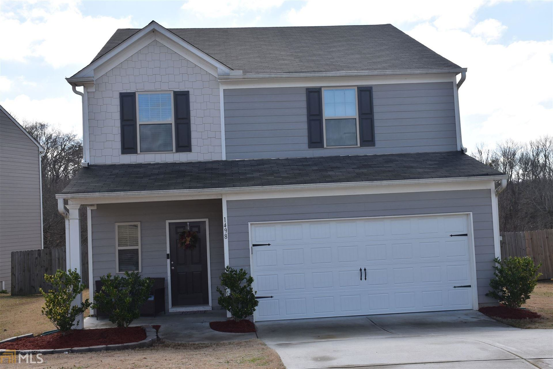 1498 Turning Leaf, Pendergrass, GA 30567 - #: 8933068