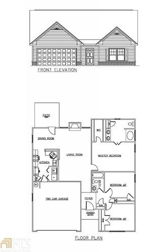 Photo of Lot 3 Rowell Rd, Rockmart, GA 30153 (MLS # 8917071)