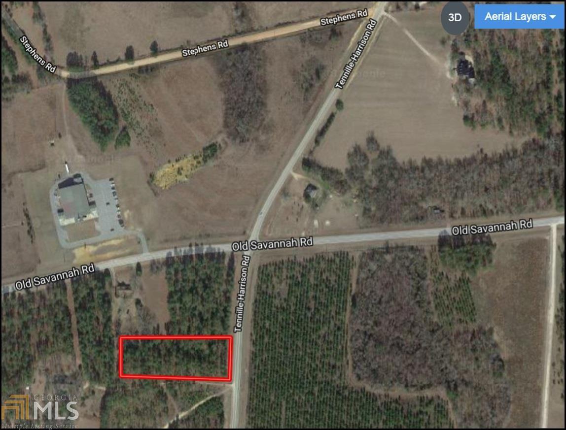 Photo of 5408 Tennille Harrison Rd, Tennille, GA 31089 (MLS # 8742071)