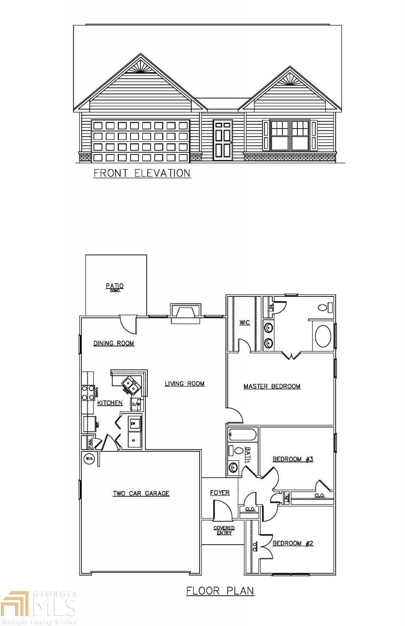 Lot 3 Rowell Rd, Rockmart, GA 30153 - MLS#: 8917071