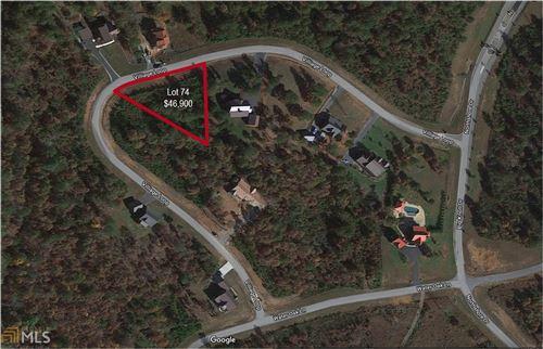 Photo of Lot 74 Village Loop, BLAIRSVILLE, GA 30512 (MLS # 8917073)