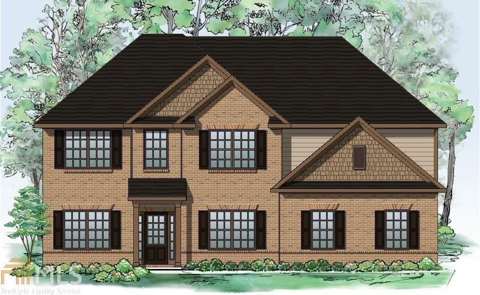 4070 James Lake Dr, Conley, GA 30288 - MLS#: 8873076
