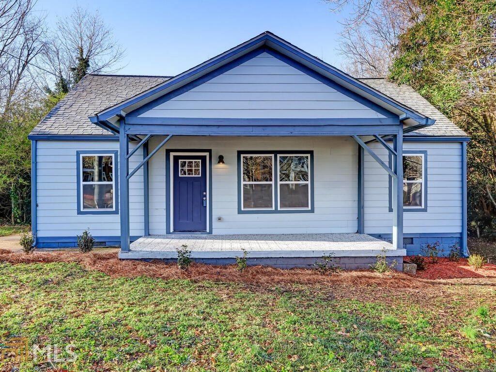 1021 Columbia Dr, Decatur, GA 30030 - #: 8911077