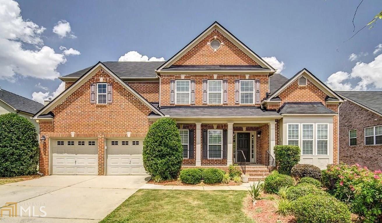 3613 Lake Estates Way, Atlanta, GA 30349 - #: 8748078