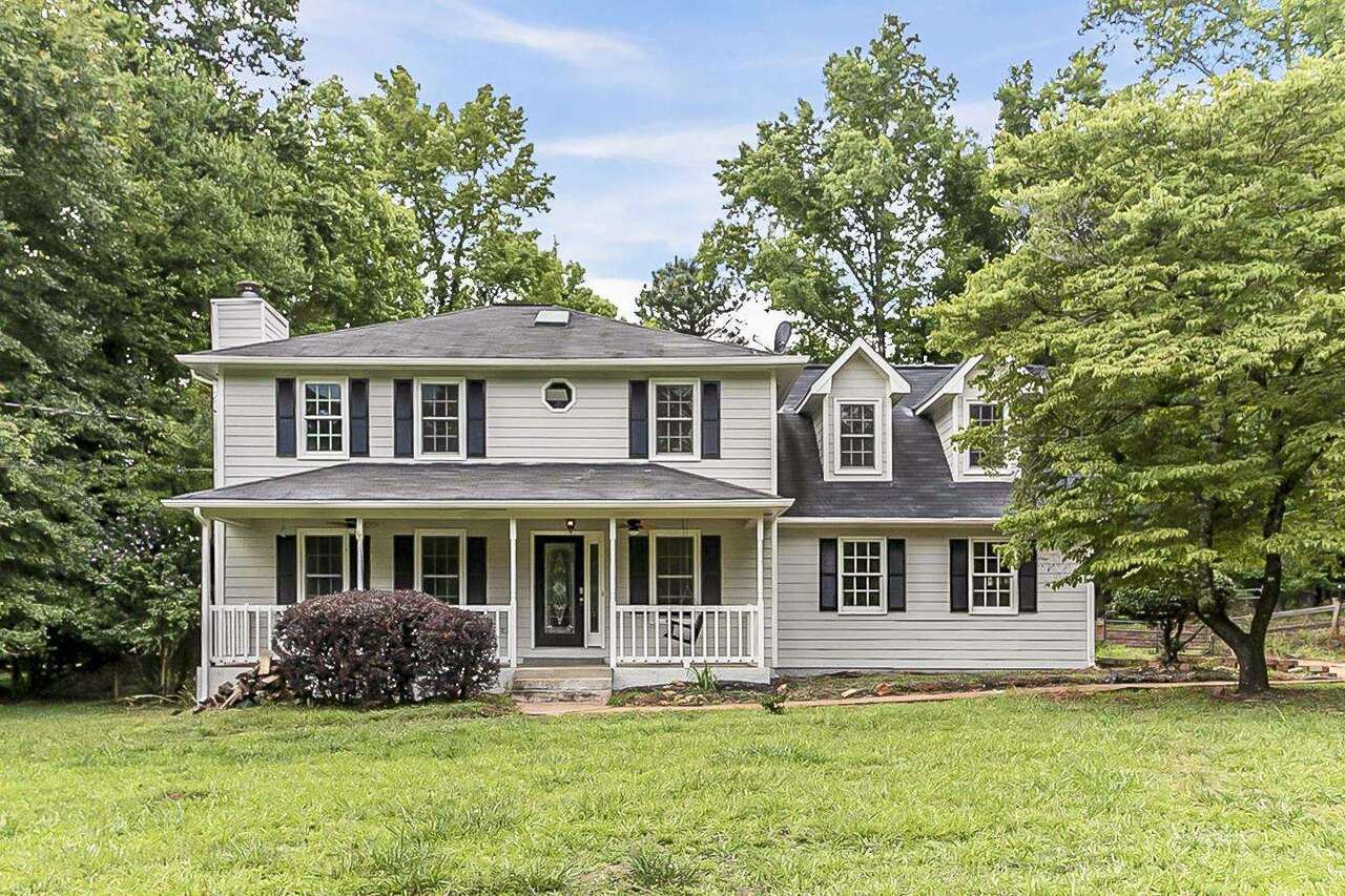 210 Hampton Woods, Fayetteville, GA 30215 - #: 9007078