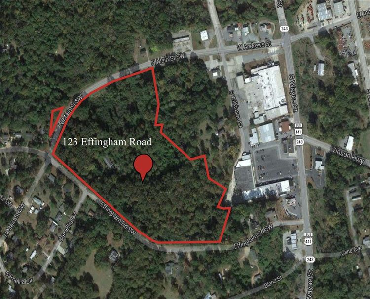 123 Effingham Rd, Milledgeville, GA 31061 - MLS#: 7107082