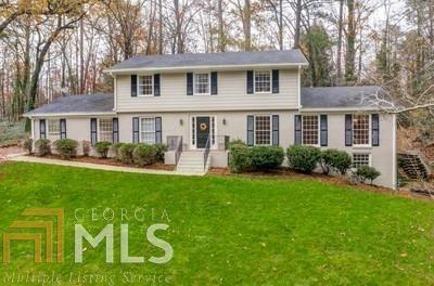 280 Knoll Woods Ter, Roswell, GA 30075 - MLS#: 8896082