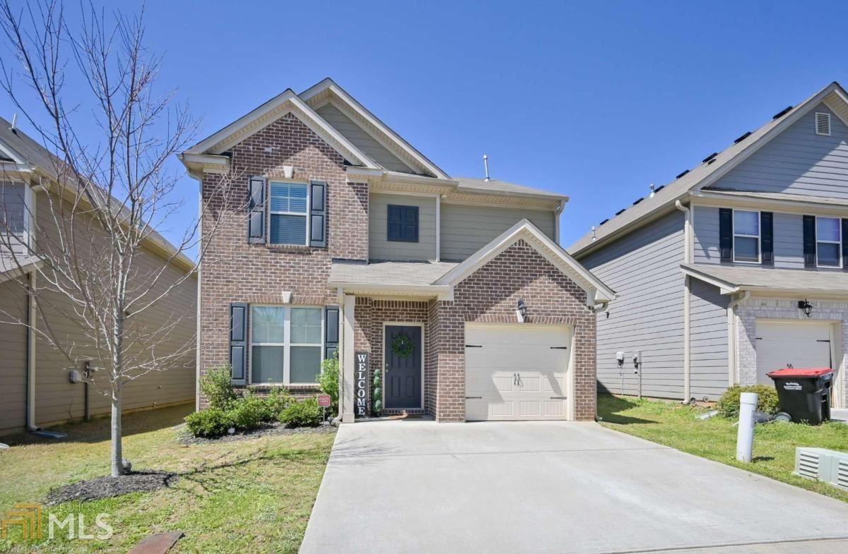5910 Grande River Rd, Atlanta, GA 30349 - #: 8956085