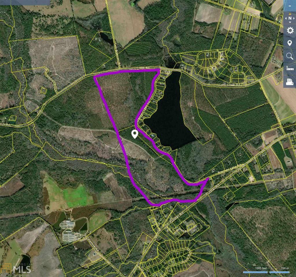 0 Brannen Lake Rd And Lotts Creek Rd, Statesboro, GA 30458 - #: 8451091