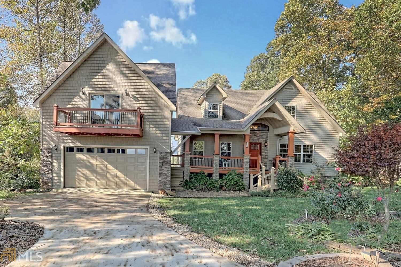 1463 Harris Ridge, Young Harris, GA 30582 - MLS#: 8871092