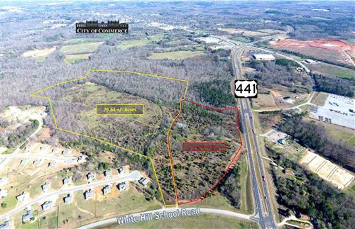 Photo of 0 White Hill School Rd And Hwy 441, Commerce, GA 30529 (MLS # 8544097)