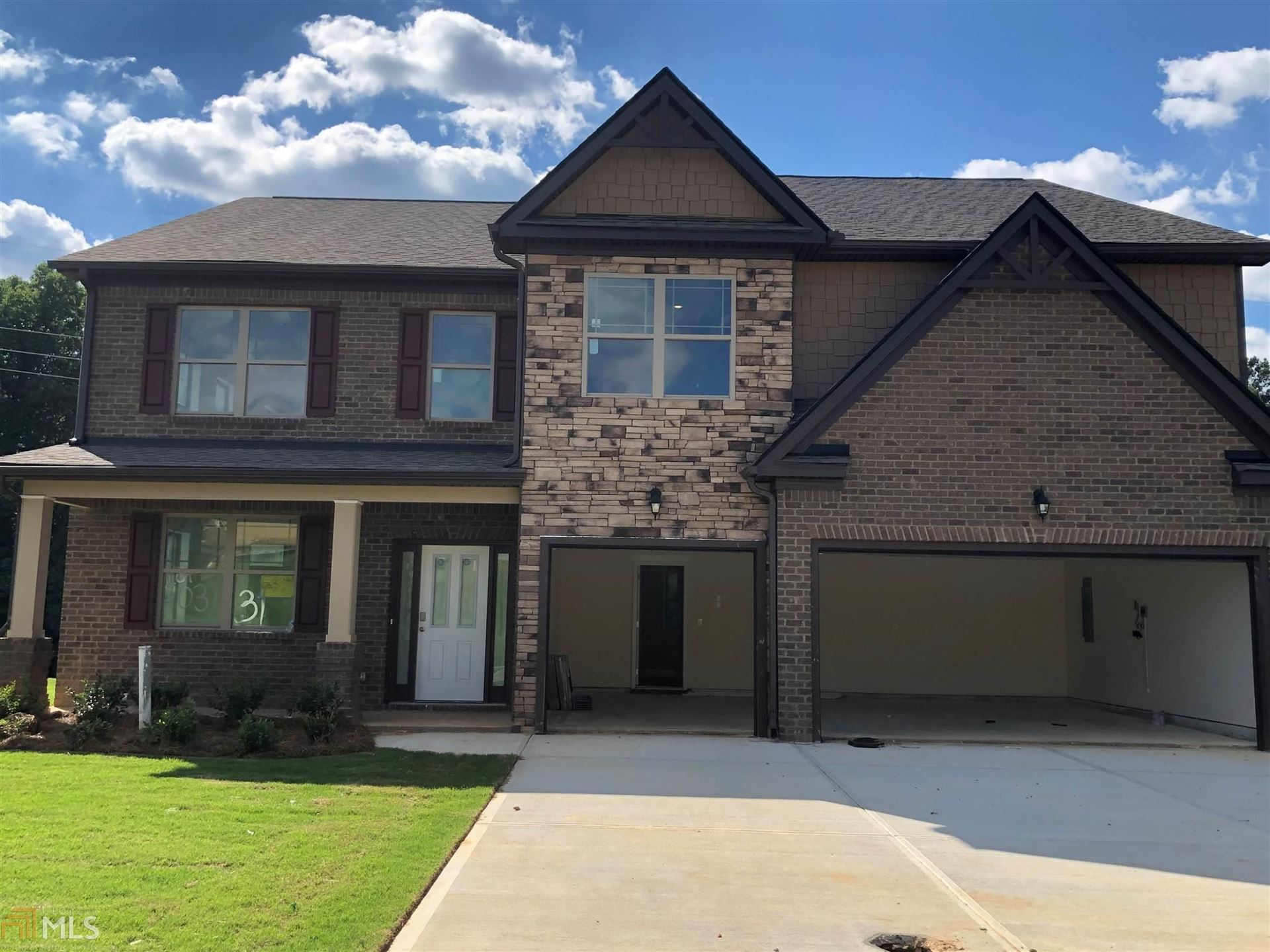 2815 Ridge Manor Dr, Dacula, GA 30019 - MLS#: 8899097