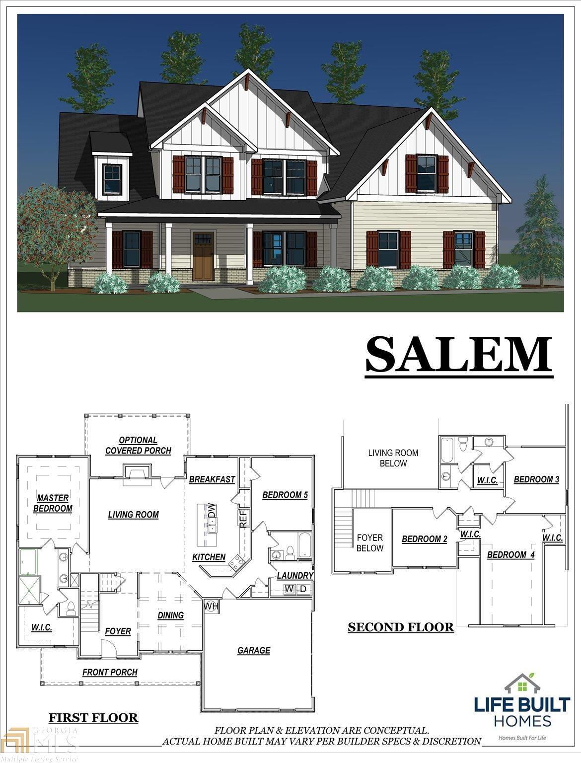 285 N Unity Grove Rd, Locust Grove, GA 30248 - MLS#: 8825099