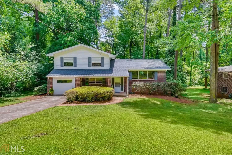 194 Forest Glen, Avondale Estates, GA 30002 - MLS#: 8995106