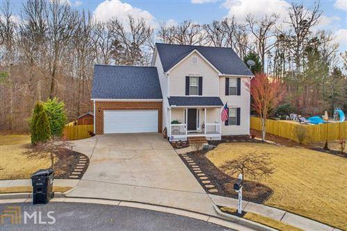 Photo of 3221 Milstead Walk Way, Buford, GA 30519 (MLS # 8917120)