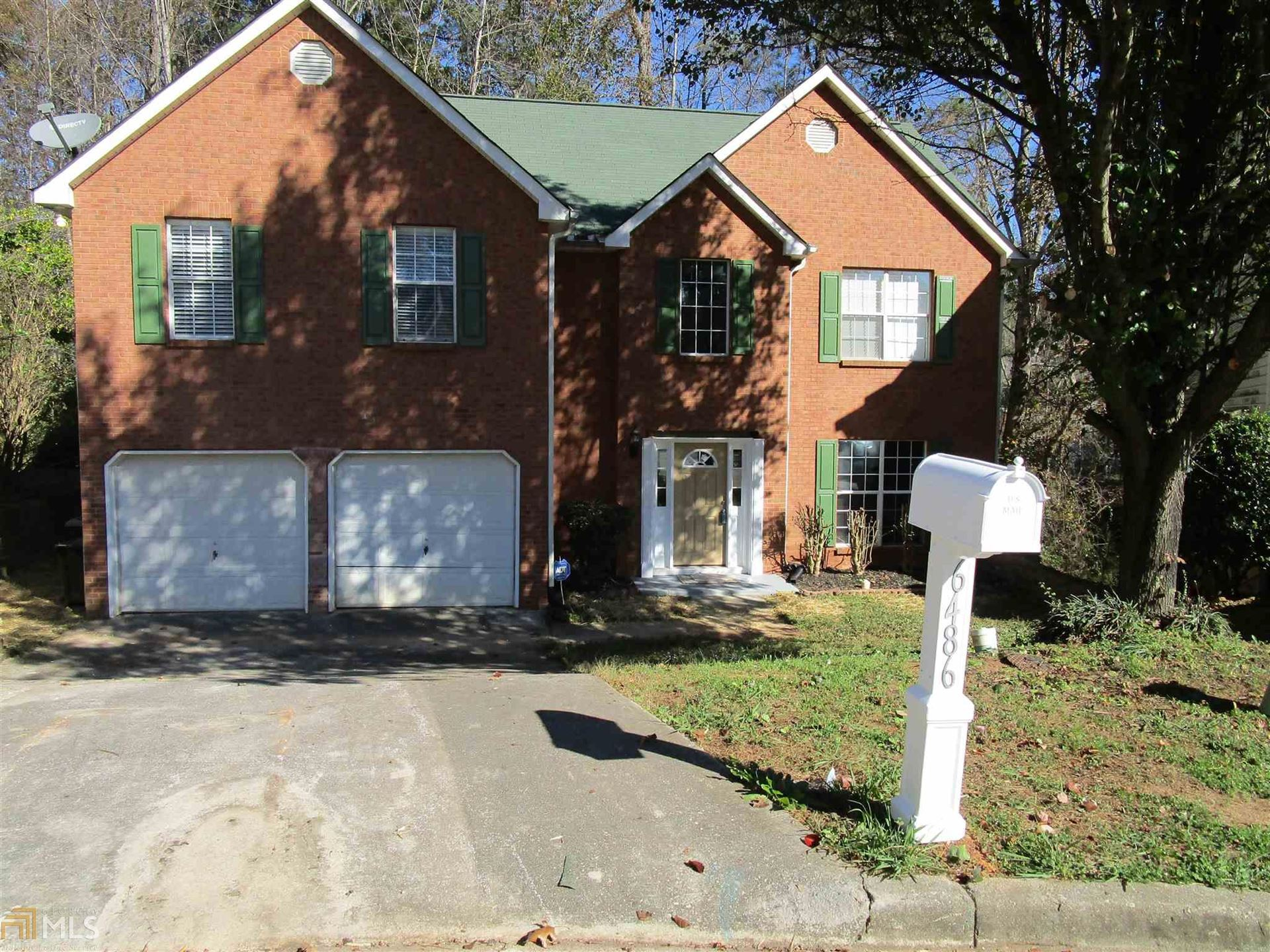 6486 CARRIAGE LN, Stone Mountain, GA 30087 - #: 8892122