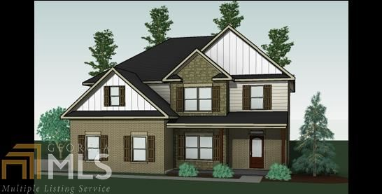 435 Exploration Trce, Ellenwood, GA 30294 - MLS#: 8898127