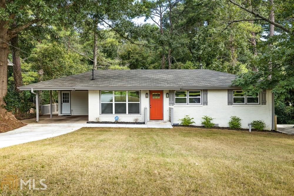 1884 Wee Kirk Road, Atlanta, GA 30316 - #: 8863135