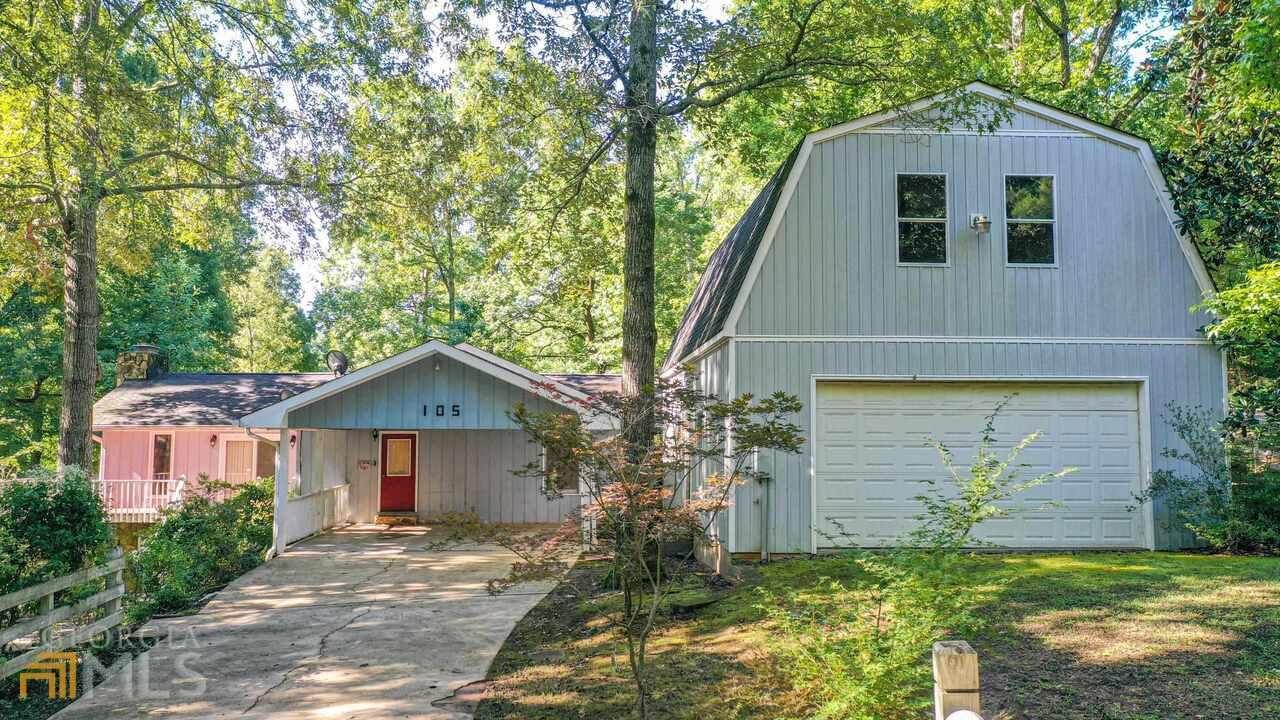 105 Oak Hill Circle, Eatonton, GA 31024 - MLS#: 9037136