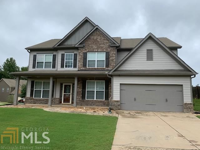 1681 Lancaster Creek Cir, Conyers, GA 30094 - #: 8860145
