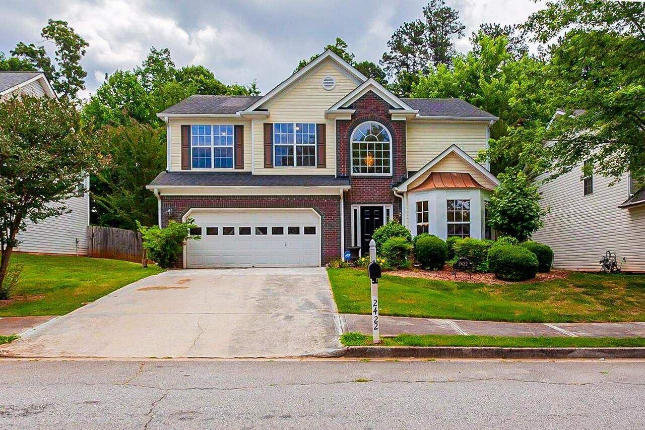 2422 Miller Oaks, Decatur, GA 30035 - #: 8992149