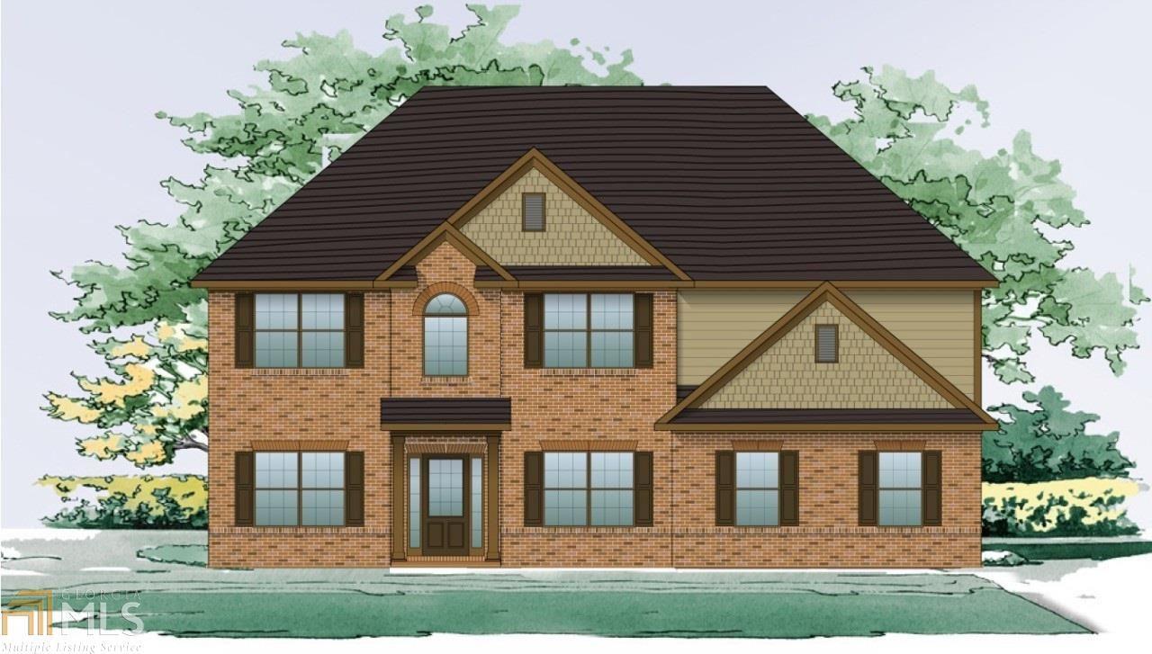 4078 James Lake Dr, Conley, GA 30288 - MLS#: 8873150
