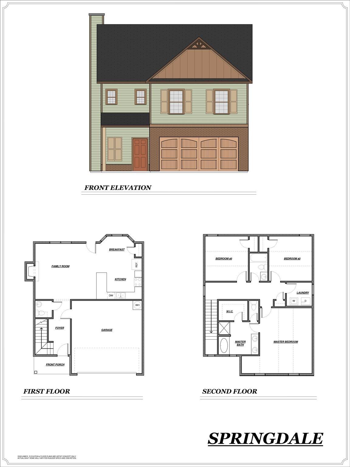 469 Stanebrook Ct Lot 26, Jackson, GA 30233 - #: 8812151