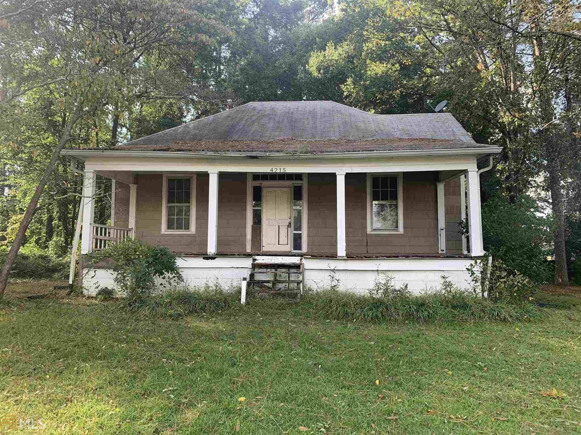 4215 Old Rock Cut Rd, Conley, GA 30288 - MLS#: 8877153
