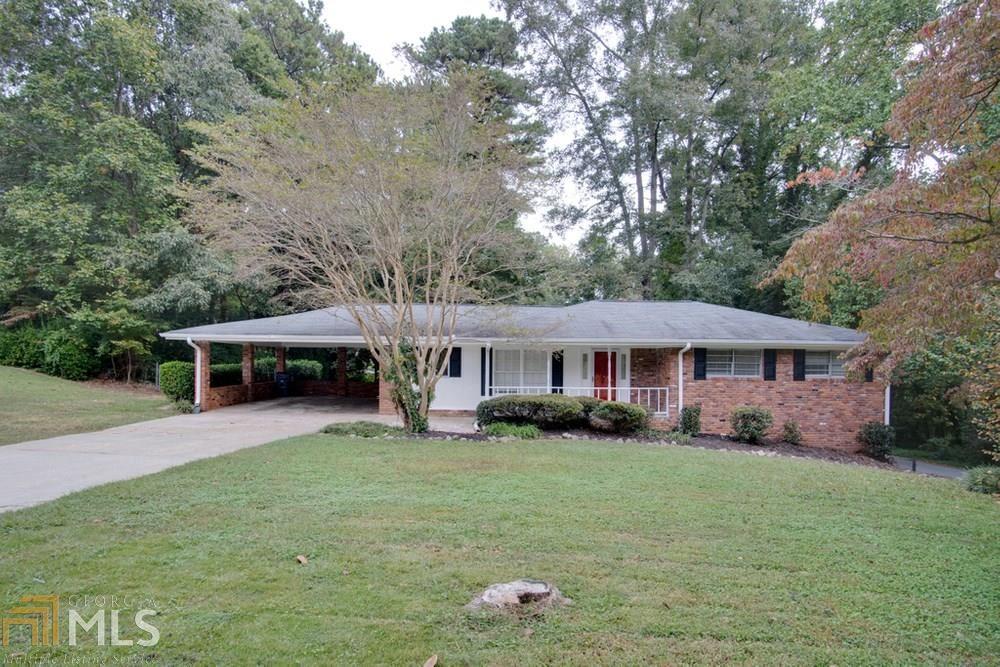 3872 Colonial Trl, Douglasville, GA 30135 - MLS#: 8872159