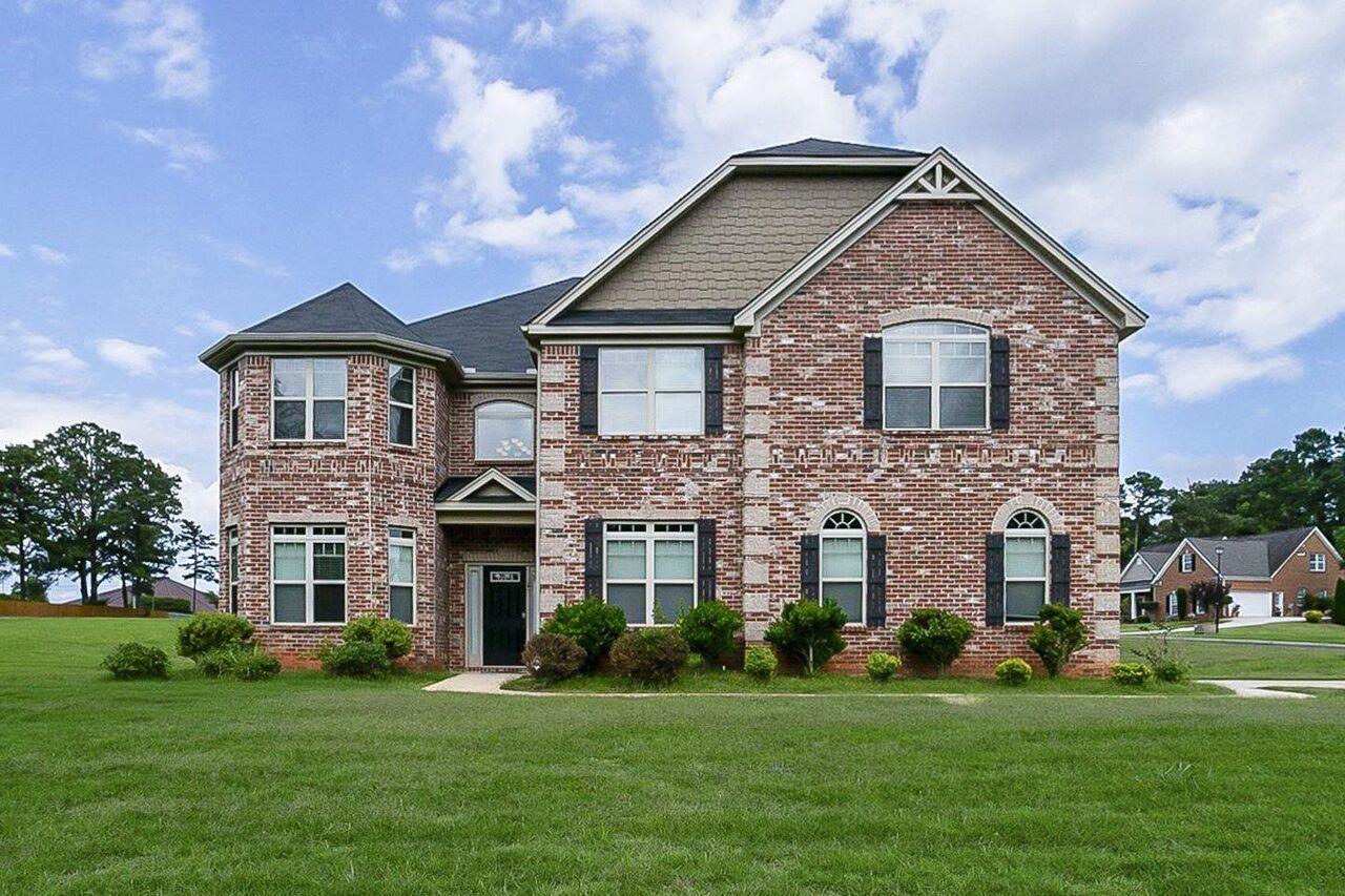 100 Foxtail, Fayetteville, GA 30214 - #: 9004169