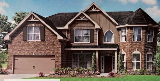 4436 Frost Ridge Way, Hoschton, GA 30548 - MLS#: 8860174