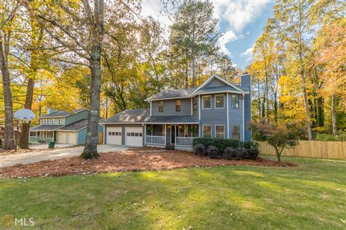 Photo of 3249 Hidden Bluff Trl, Snellville, GA 30039 (MLS # 8693175)
