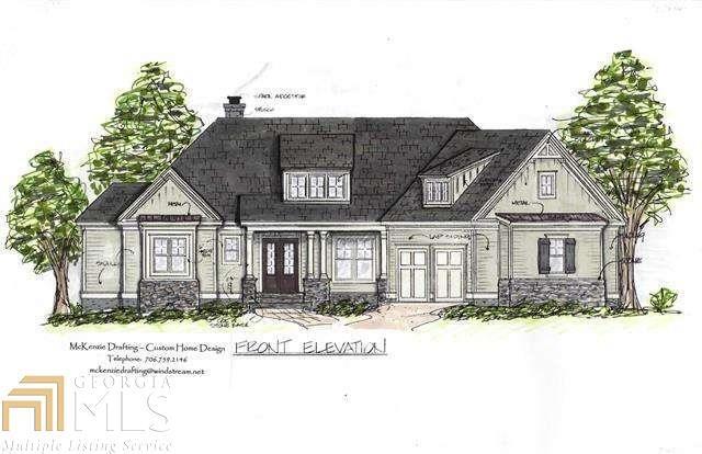 1071 School House Spring Rd, Greensboro, GA 30642 - #: 8857180