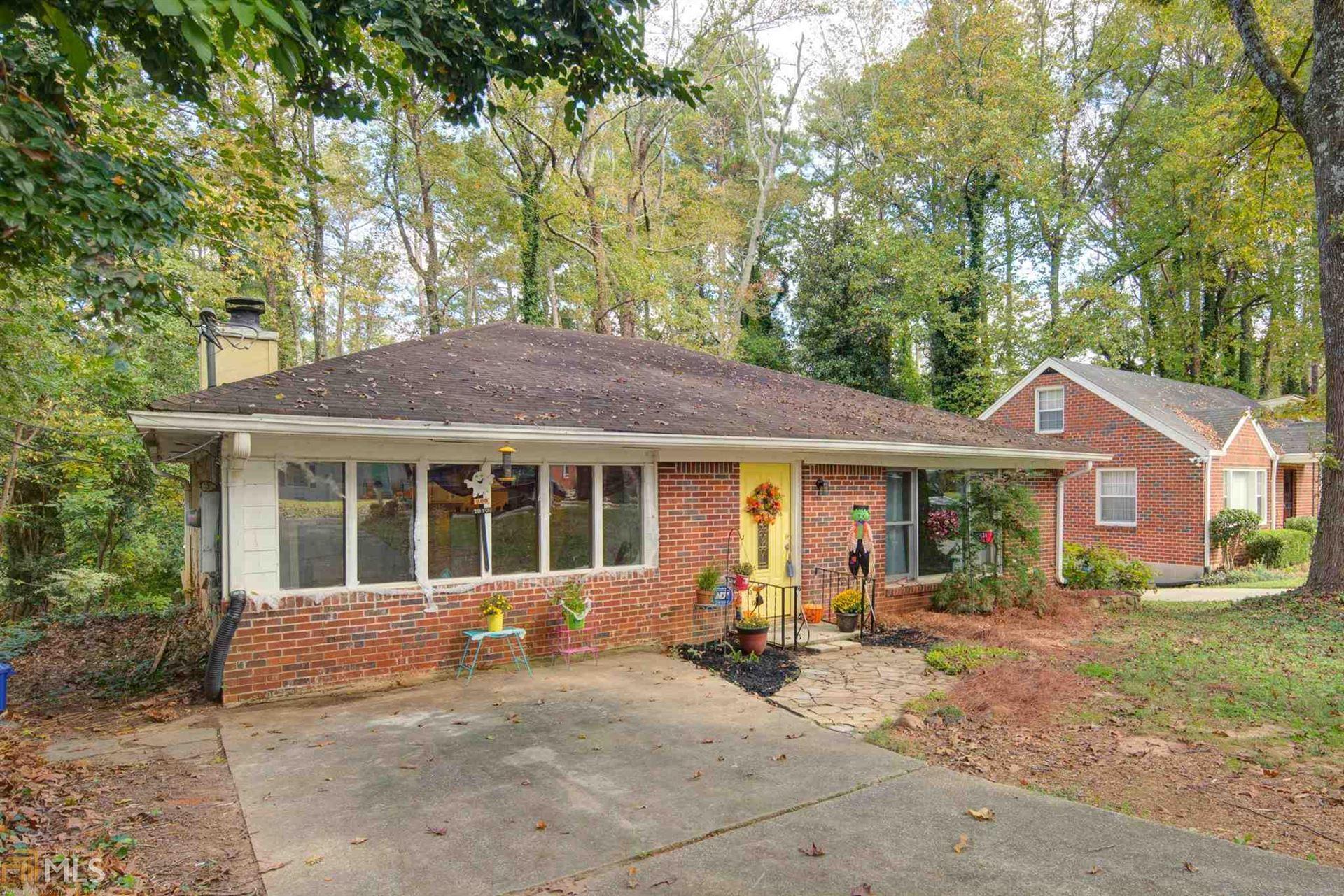 2576 Creekwood Ter, Decatur, GA 30030 - MLS#: 8876181