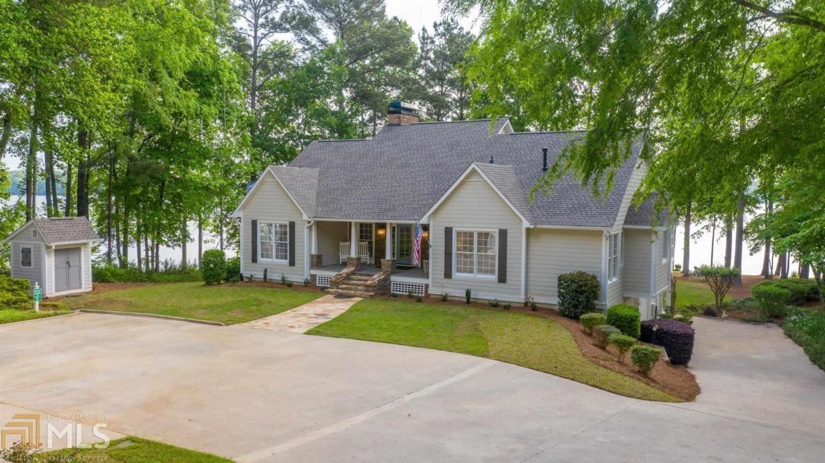266 North Rock Island Dr, Eatonton, GA 31024 - MLS#: 8970181