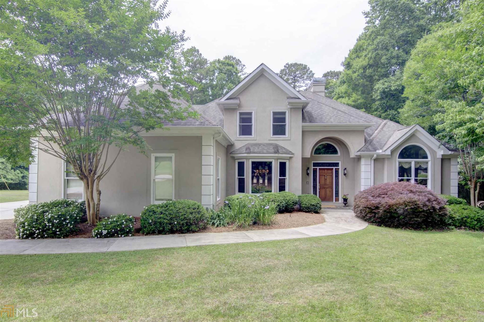 345 Broadmoor Dr, Fayetteville, GA 30215 - #: 8991187