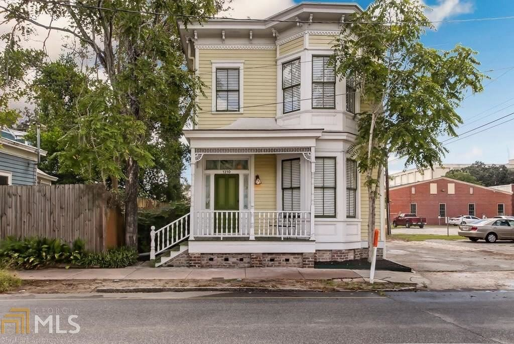 1210 Whitaker St, Savannah, GA 31401 - #: 8858188