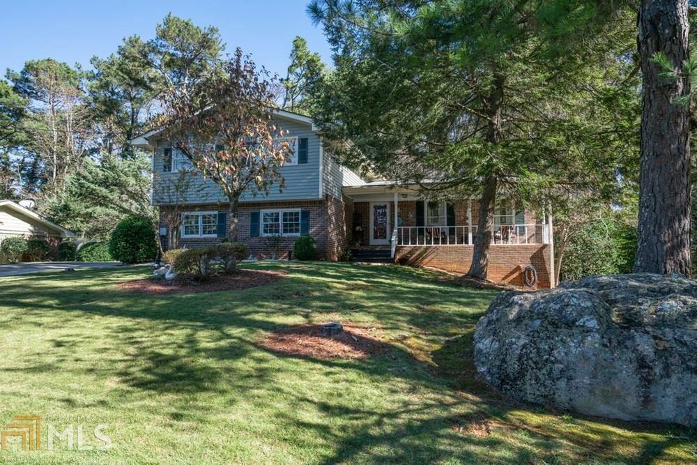 512 Stonemont Dr, Stone Mountain, GA 30087 - MLS#: 8892188