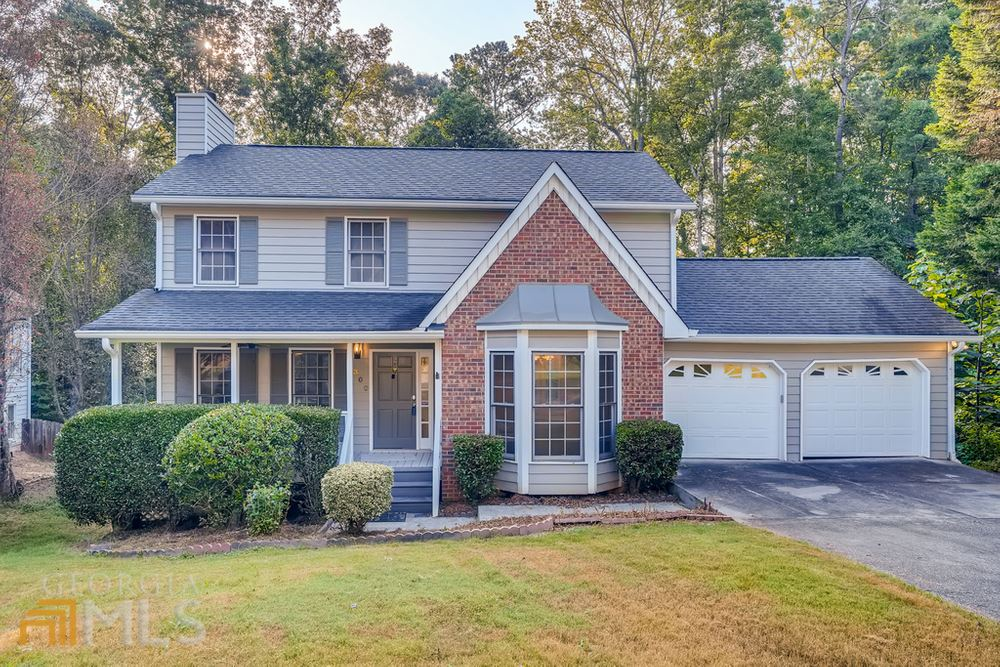 300 Clubhouse NW, Kennesaw, GA 30144 - #: 9020192