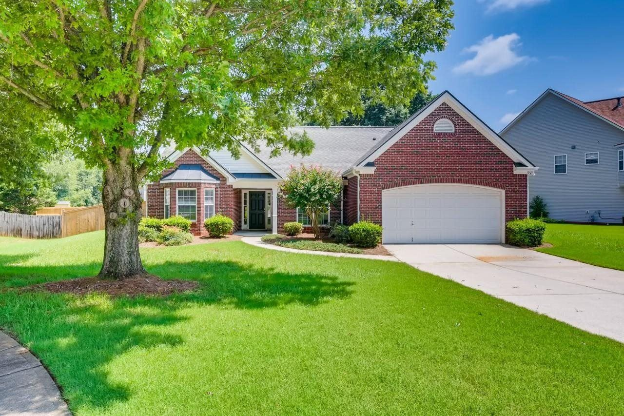 617 Stone Hollow Place, Lawrenceville, GA 30046 - MLS#: 9023200